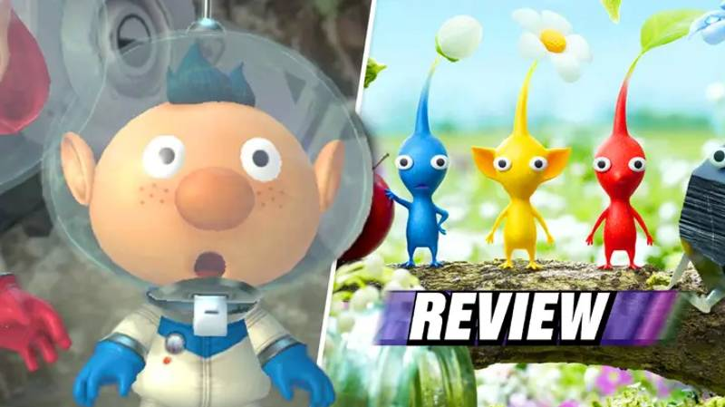 'Pikmin 3 Deluxe' Review: Wii U Favourite Flowers Magically On Switch