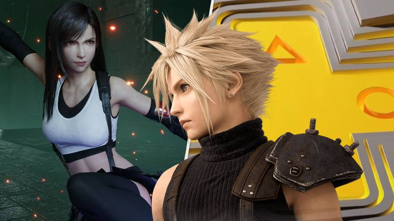 'Final Fantasy VII Remake' Is A March PS Plus Freebie, Leak Suggests