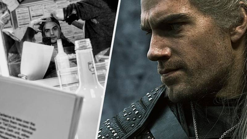 Henry Cavill Posts Transformation Picture Of Geralt, Teases Hidden Secrets In Image