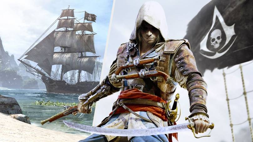 'Assassin's Creed Valhalla' Is Getting 'Black Flag' DLC