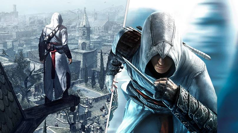 Assassin's Creed - cover