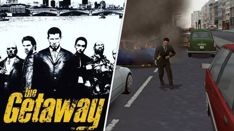 'The Getaway' Studio Teases New PlayStation 5 Game With 'Huge Potential'